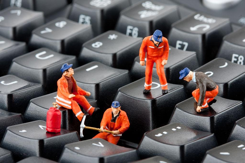 Mantenimiento informático en empresas